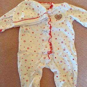 My First Christmas Sleeper - size 3 months